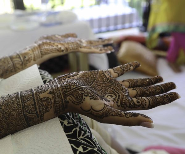 Wedding Mehendi - Photography