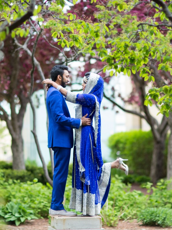 Toronto wedding couple photo