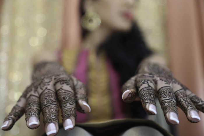 Wedding Photography Mehendi
